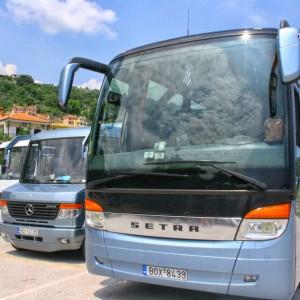 pelion transfer bus