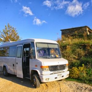 volos pelion transfer bus