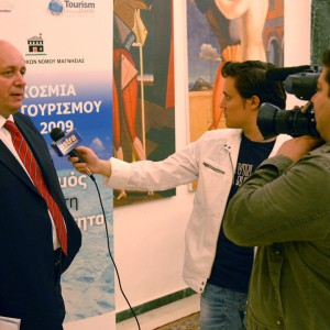 leventis interview tourism